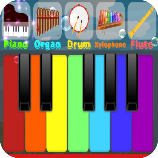Kids or Baby Piano file APK for Gaming PC/PS3/PS4 Smart TV