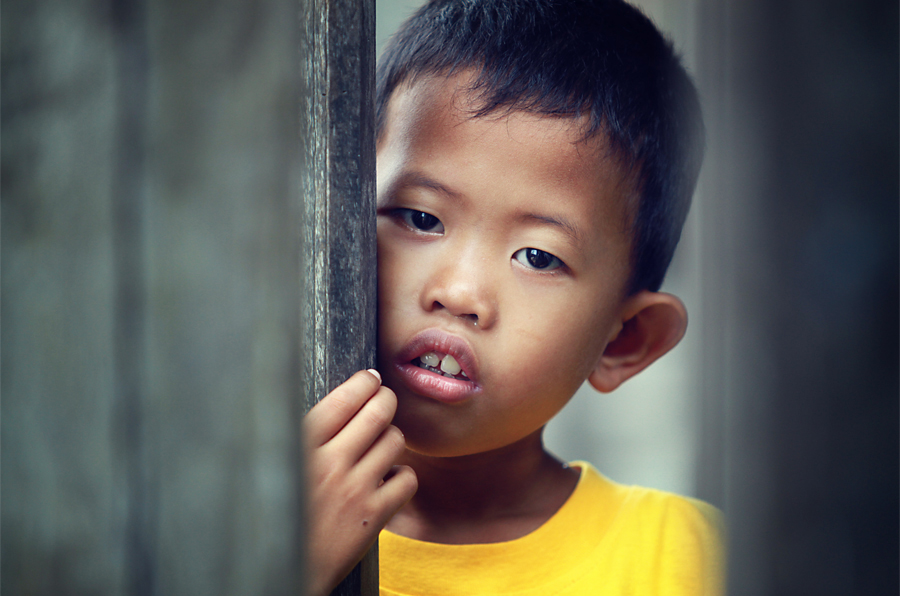 kepolosan by Fuaed Marshall - Babies & Children Child Portraits