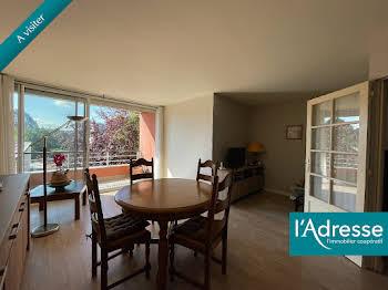 Appartement 3 pièces 70,89 m2