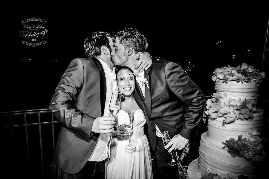 Wedding photographer Luigi Matino (matino). Photo of 19.11.2019