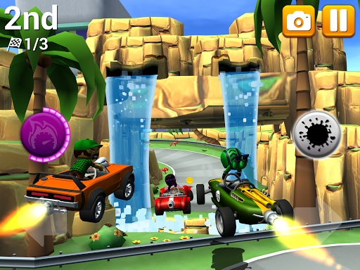 Rev Heads Rally android2mod screenshots 16