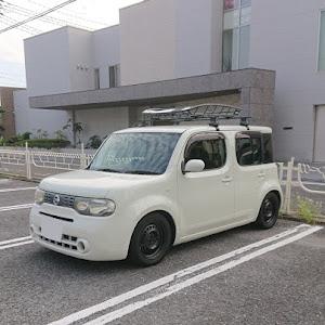 キューブ Z12のカスタム事例画像 naniwa_taroさんの2020年08月06日21:07の投稿