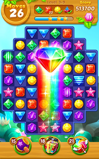 Jewels Crush- Match 3 Puzzle 1.9.3901 10