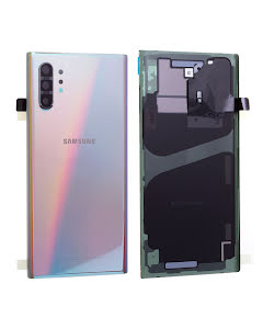 Galaxy Note 10 Plus Back Cover Aura Glow