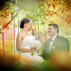 Wedding photographer Andrey Andreev (sun87). Photo of 01.10.2013