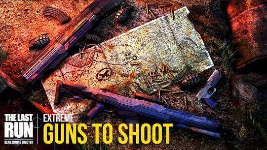 Free Download Last Run: Dead Zombie Shooter MOD (Unlimited Money/Energy) 1.02 5