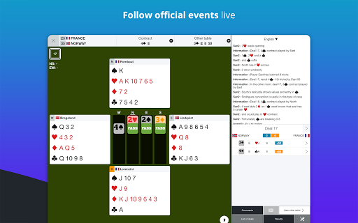 Fun Bridge 4.4.32 screenshots 17