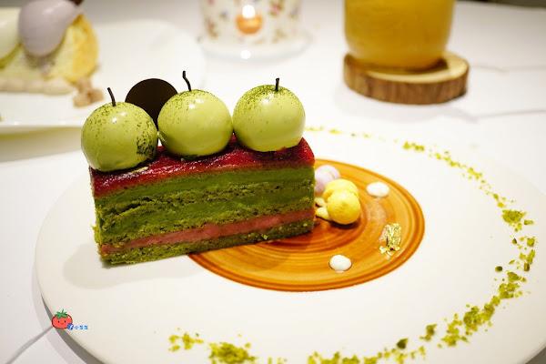 春日甜Bistro Café 莊園夢幻咖啡廳超好拍!手作餐點 推牛排 咖哩蛋包飯 甜點蛋糕也很厲害~