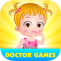 Baby Hazel Doctor Games Lite icon