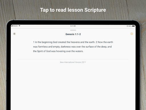 Bible Study Fellowship App screenshot 10