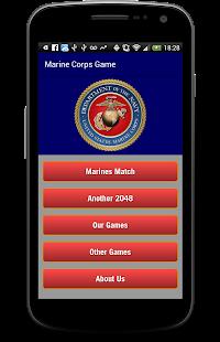 Marine Corps Game - náhled