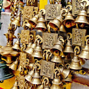 Bells for Sale by Sandeep  Kumar - Artistic Objects Other Objects ( canon, bangalore, explore, photograph, image, sale, pwcbells, wow, photographer, india, sk.fotography, rebel, pwcbells )