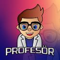 Profesör: Türkçe Kelime Oyunu icon