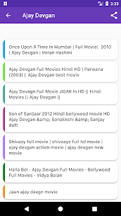 Free Bollywood Movies – New Release App Download For Android 3