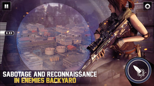 Sniper Shooting Battle 2019 u2013 Gun Shooting Games android2mod screenshots 7