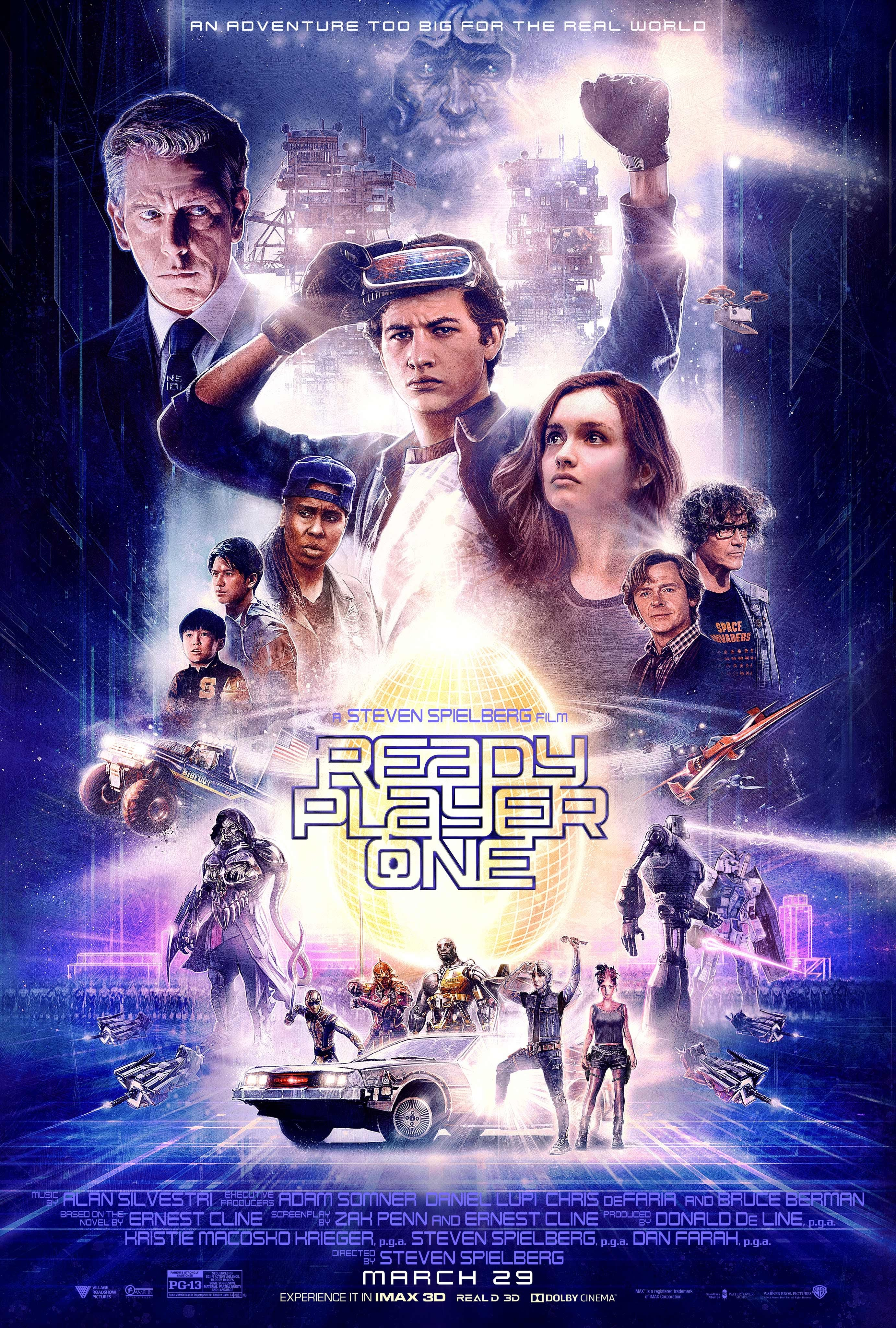Ready Player One official site