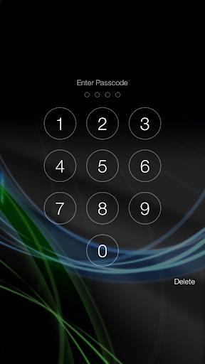Pin Lock Screen 6.4 screenshots 6