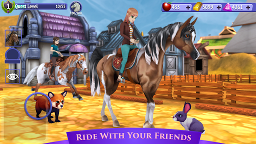 Horse Riding Tales - Ride With Friends 821 screenshots 4