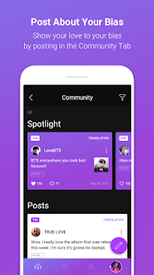 App Mubeat for KPOP Lovers APK for Windows Phone