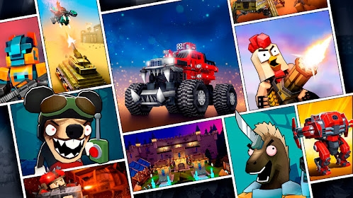 Mad GunZ FPS  - حرفةلعبة إطلاق نار على الإنترنت Mod
