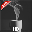 Coffee Wallpaper - Coffee Art Background icon