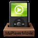 MePlayer Movie 映画で英語の勉強しよう - Androidアプリ