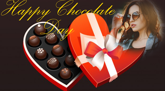 Chocolate Day Photo Frame 2018 - náhled