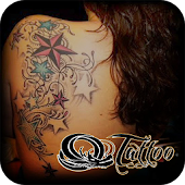 Tattoos-tattoos on photo