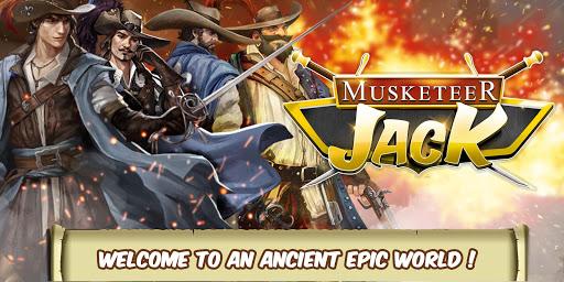 Musketeer Jack 1.16.0 {cheat|hack|gameplay|apk mod|resources generator} 1