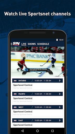 Sportsnet screenshots 4