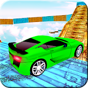 Impossible Car Stunt Racing: Impossible Track Game