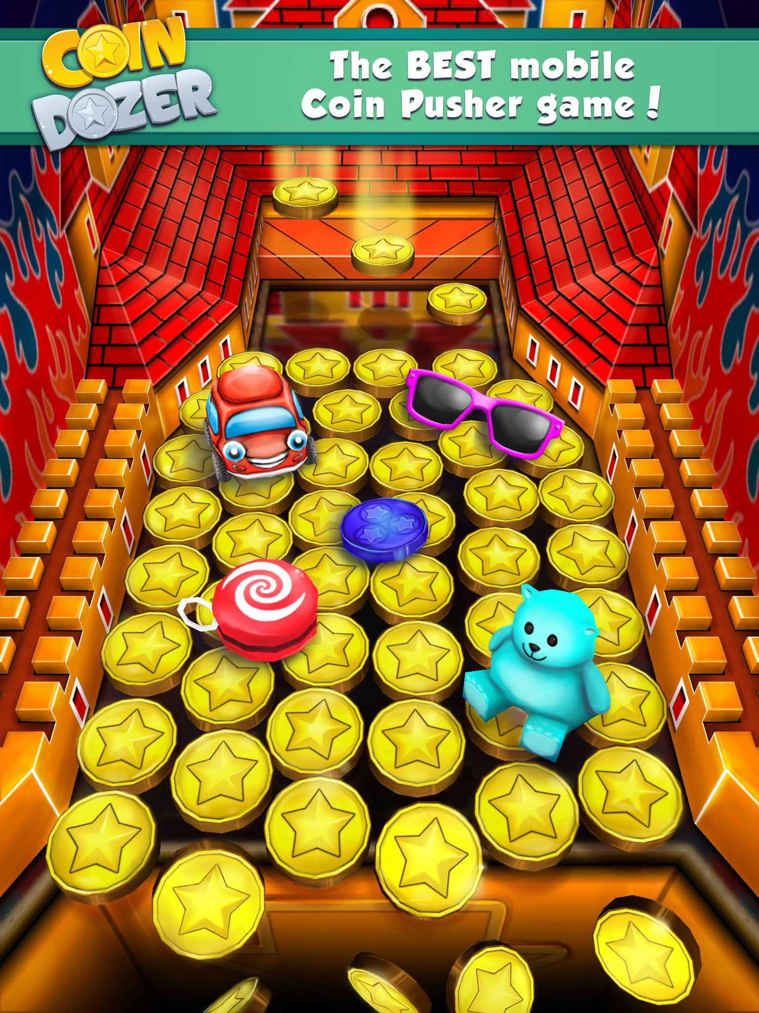 Coin Dozer - Free Prizes screenshot #9