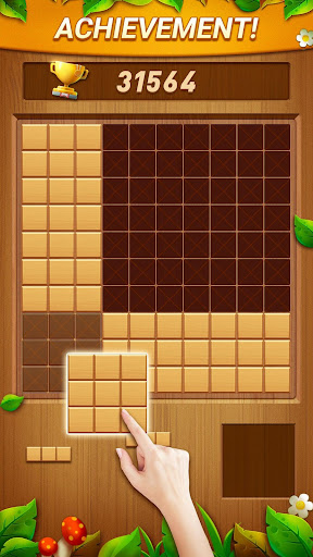 Wood Block Puzzle - Free Classic Block Puzzle Game filehippodl screenshot 5