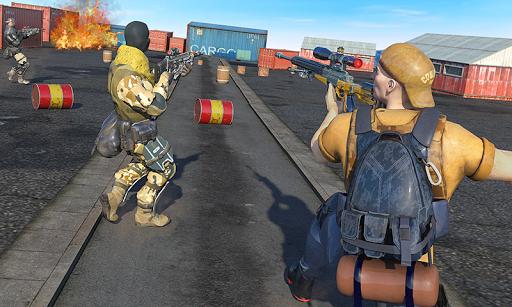 Sniper Game Of Commando Strike screenshots 2