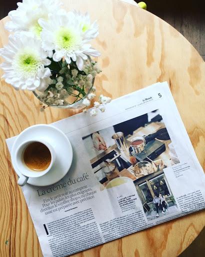 Coffee news flowers