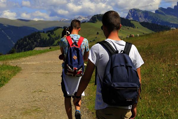 Scarpinata all' Alpe.......ma non per tutti di Burghy