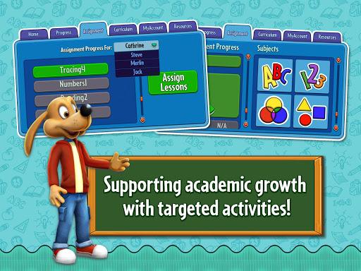 JumpStart Academy Kindergarten screenshot 3