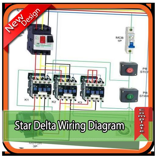 Star Delta Wiring Diagram Apps On Google Play