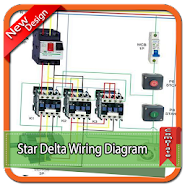 Excellent Star Delta Wiring Diagram 1 0 Latest Apk Download For Android Apkclean Wiring Digital Resources Minagakbiperorg