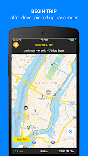Hire Me - Taxi app for Drivers- screenshot thumbnail