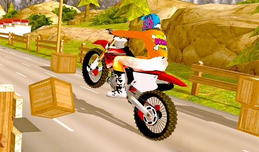 Bike Stunt Racing - Offroad Tricks Master 2018 apkdebit screenshots 11