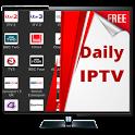 Daily IPTV 2018 icon