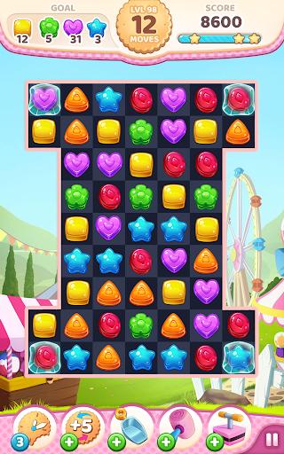 Cookie Rush Match 3 2.1.3 Mod screenshots 5