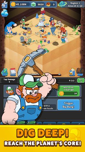Tap Tap Dig 2: Idle Mine Sim screenshots 2