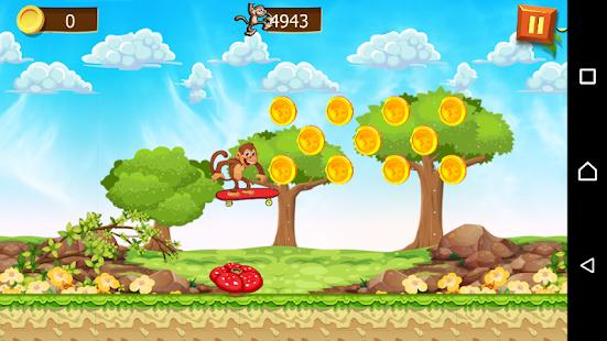 Ladybug Monkey Adventure - náhled