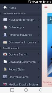 Bank of China Group Insurance - náhled