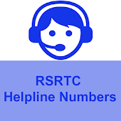RSRTC City Bus Helpline