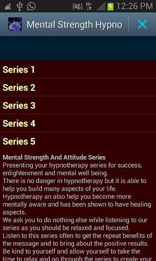 Mental Strength Hypno
