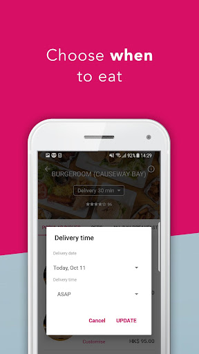 foodpanda - Local Food Delivery for PC