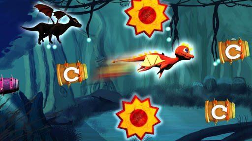 Baby Dragon Island : Monster Game Games (apk) free download for Android/PC/Windows screenshot